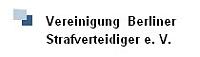 Logo der Berliner Strafverteidiger