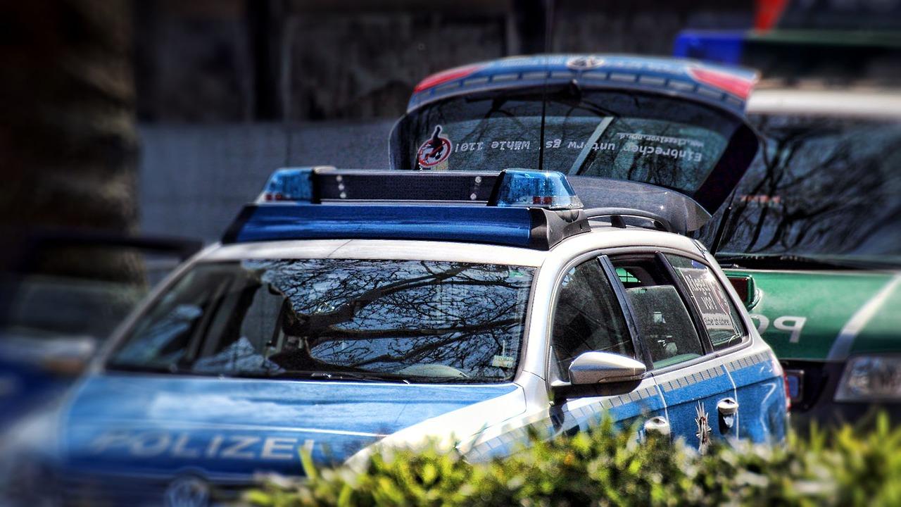 Wohnungsdurchsuchung durch die Polizei bei Berdacht auf Kinderpornos